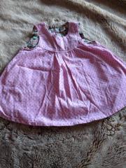 Kleid Größe 74