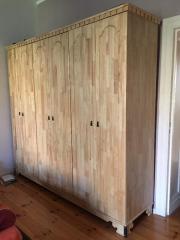 kleiderschrank massivholz in berlin haushalt m bel. Black Bedroom Furniture Sets. Home Design Ideas