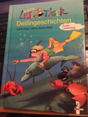 Kleine Lesetiger-Delfingeschichten