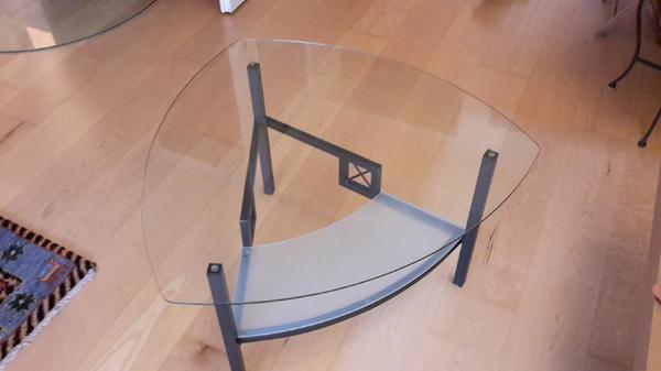 kleiner glastisch in westerhorn couchtische kaufen und. Black Bedroom Furniture Sets. Home Design Ideas