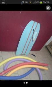 kleines Surfbrett