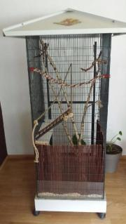 Kleintierkäfig/ Vogelkäfig