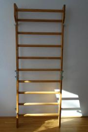 Klettergerüst aus Holz