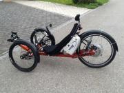 KmX Elektro Dreirad