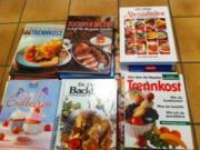 Kochbücher 30 Sück