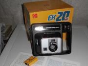 Kodak Kamera Instant EK 20 Sofortbildkamera 1970 Verkaufe eine Kodak Sofortbild-Kamera Instant EK 20 aus 1970. Nie im Handel gewesen, unbenutzt, Bedienungsanleitung, original Verpackung. Der Karton ... 15,- D-46242Bottrop Vonderort Heute, 15:07 Uhr, Bottr - Kodak Kamera Instant EK 20 Sofortbildkamera 1970 Verkaufe eine Kodak Sofortbild-Kamera Instant EK 20 aus 1970. Nie im Handel gewesen, unbenutzt, Bedienungsanleitung, original Verpackung. Der Karton