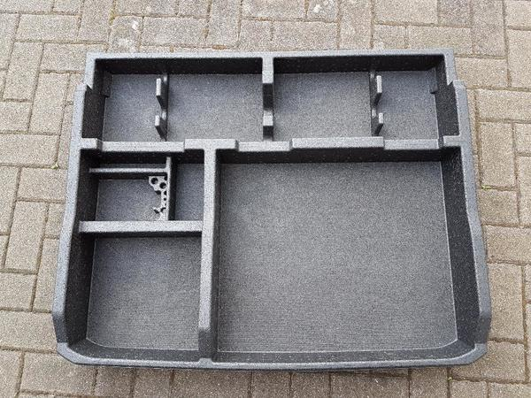kofferraumeinsatz doppelter ladeboden f r vw tiguan in. Black Bedroom Furniture Sets. Home Design Ideas