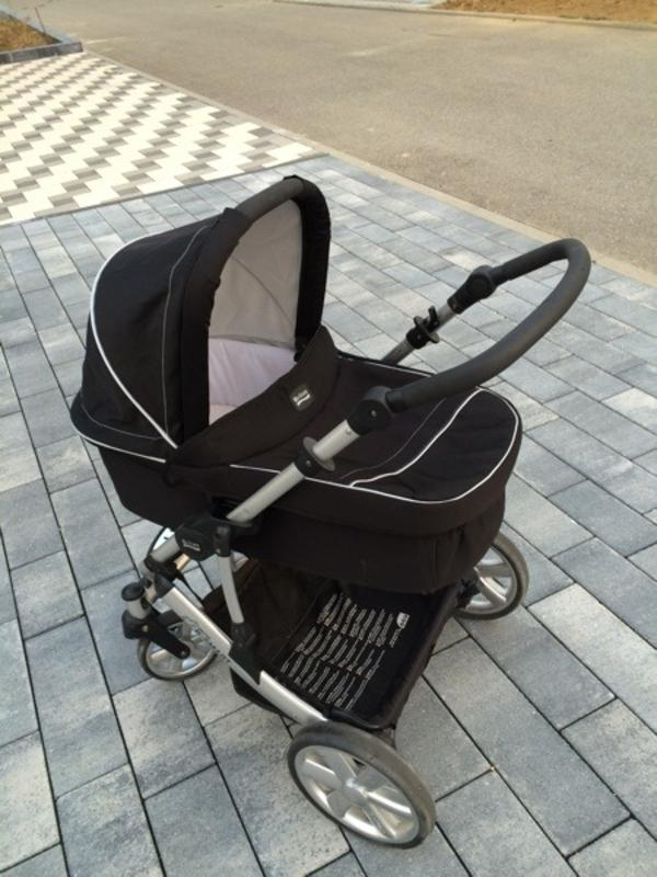verkaufe britax b smart kinderwagen der kinderwagen kann. Black Bedroom Furniture Sets. Home Design Ideas