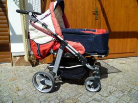 Kombiwagen Booster GT4 &raquo; Kinderwagen aus Kamenz