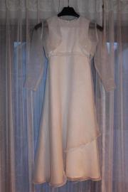 Kommunion Kleid Gr.