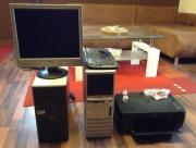 Komplett-PC Set