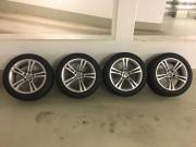 Komplettrad BMW 5
