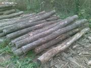 Koppelstangen aus Akazienholz