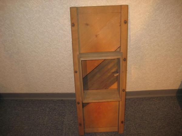 Holz deko neu und gebraucht kaufen bei for Gebrauchte anbauwand