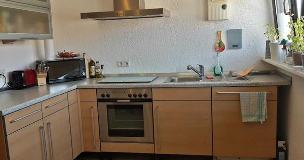 k che mit e ger ten in kaiserslautern k chenzeilen anbauk chen kaufen und verkaufen ber. Black Bedroom Furniture Sets. Home Design Ideas