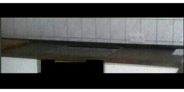 k chen arbeitsplatte zu verschenken k chenplatte ca 2 meter rot braunes holzmuster in dortmund. Black Bedroom Furniture Sets. Home Design Ideas