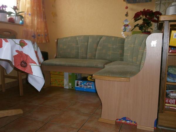 Kuchen eckbank mit 2 stuhlen in erlangen kuchenmobel for Küchen eckbank