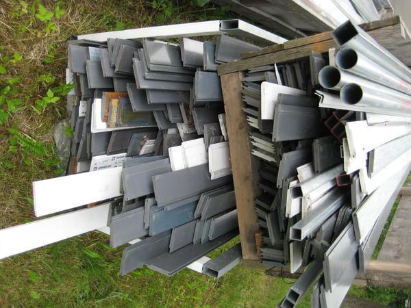 kunststoffbretter bretter kunststoffprofile kunststoffpaneele pvc grau in langenwetzendorf. Black Bedroom Furniture Sets. Home Design Ideas