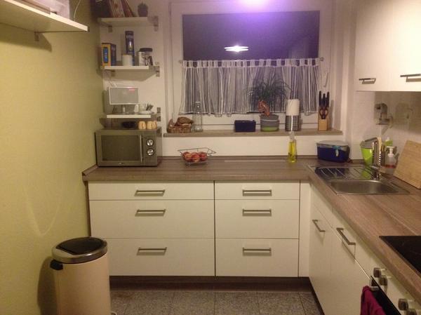 L Küchenzeile Alno Impuls 1 Jahr alt in Darmstadt Küchenzeilen, Anbauküchen kaufen und