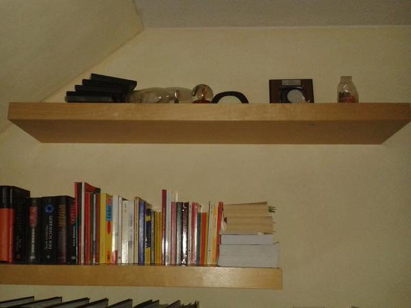 lack wandregal birkenachbildung in obrigheim ikea m bel kaufen und verkaufen ber private. Black Bedroom Furniture Sets. Home Design Ideas