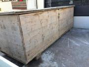 Lagerbox Materialcontainer Holzkiste