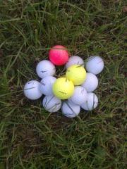 Lake Balls Golfbälle