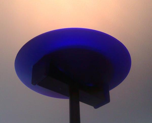 Stehlampen blau neu und gebraucht kaufen bei for Spiegel 2x2m