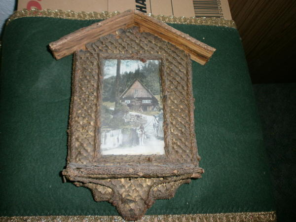 landschaftsbilder gem lde mit handgefertigten bilderrahmen in sulzfeld sonstige antiquit ten. Black Bedroom Furniture Sets. Home Design Ideas