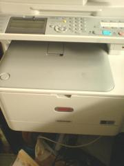 Laserdrucker oki mc