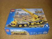 Lego Baukran 7249 von Lego City Hallo Legofreunde, ich verkaufe den Lego Baukran von Lego City 7249 komplett, und mit allen Bauanleitungen und Kartons. Der Kran ist für Kinder ab 6 ... 55,- D-71272Renningen Heute, 12:57 Uhr, Renningen - Lego Baukran 7249 von Lego City Hallo Legofreunde, ich verkaufe den Lego Baukran von Lego City 7249 komplett, und mit allen Bauanleitungen und Kartons. Der Kran ist für Kinder ab 6