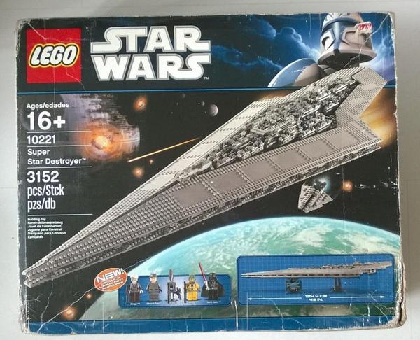spielzeug lego playmobil ca star wars super sternenzerstoerer