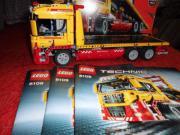 Lego Technic Tieflader