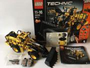 LEGO Technik Radlader