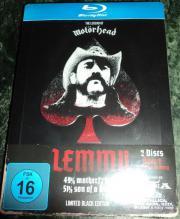 Lemmy - Limited Black