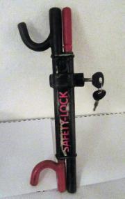 Lenkradkralle Safty-Lock