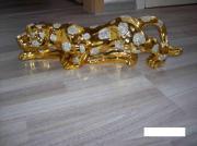 Leoparden Figur / Skulptur
