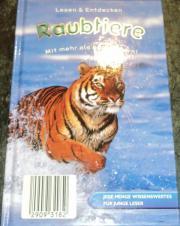 Lesen & Entdecken - Raubtiere