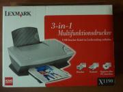 LEXMARK Drucker Scanner