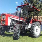 Lindner Traktor 320SA