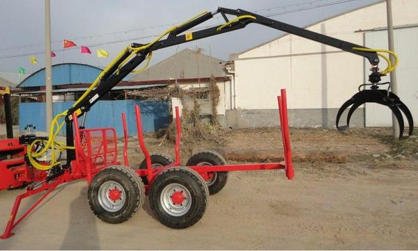 lt6000 kran ohne anh nger mit 13ps motor kranl nge 5 30m in bad grund traktoren. Black Bedroom Furniture Sets. Home Design Ideas