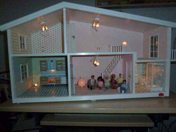 playmobil puppenhaus neu und gebraucht kaufen bei. Black Bedroom Furniture Sets. Home Design Ideas