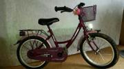 Mädchen Fahrrad 16