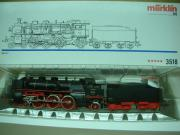 Märklin 3518 Dampflok