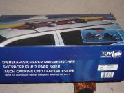 Magnetskiträger für Auto