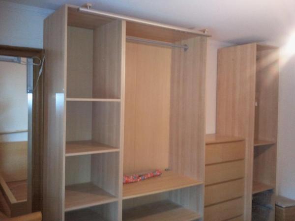 ein schlafzimmer mit naturmaterialien u a mit malm bettgestell, Wohnzimmer design