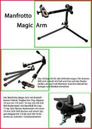 Manfrotto Magic Arm
