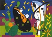 Matisse Kunstdruck im