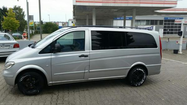 mb vito 115 cdi in hringen mercedes v klasse vito. Black Bedroom Furniture Sets. Home Design Ideas
