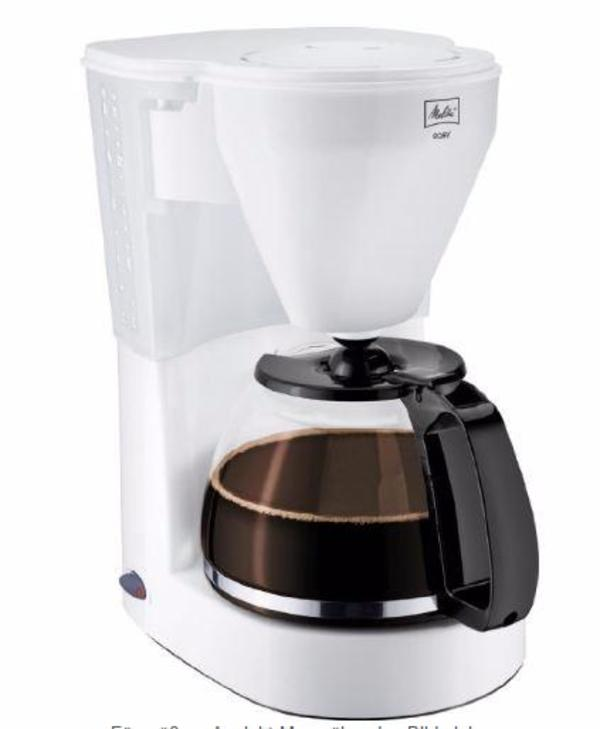 Melitta Kaffeemaschine Easy 1010-01 weiß gebraucht kaufen  81477 München