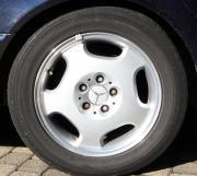 Mercedes 16 Zoll